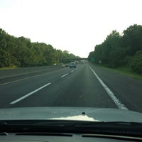 Photo taken at New Jersey Turnpike by Nick P. on 8/9/2013