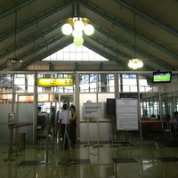 Photo taken at Sam Ratulangi International Airport (MDC) by Rahmat N. on 2/10/2013