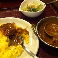 Photo taken at 香辛飯屋 西川田店 by Yuichi I. on 1/27/2013