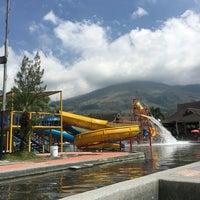 Photo taken at Taman Air Sabda Alam Hotel & Resort by Riska W. on 9/5/2016