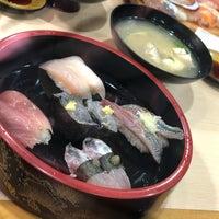 7/3/2018にざっきーが回転寿司 海鮮で撮った写真