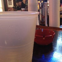Photo taken at Johnny White's Corner Pub by Melissa O. on 6/6/2013