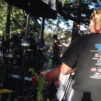 Photo taken at Jazz On The Plazz by Vickie C. on 7/3/2014