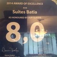 Photo taken at Suites Batia by Juan C S. on 4/28/2015