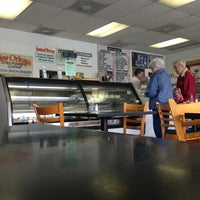 Photo taken at Mott & Hester Deli Co. by Cory W. on 2/15/2013