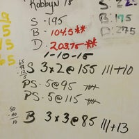 Photo taken at Boynton Barbell Center by Robbyn A. on 1/10/2015