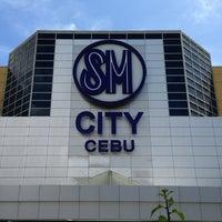 Photo taken at SM City Cebu by Harley S. on 3/21/2013