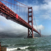 Foto scattata a Golden Gate Bridge da Radim S. il 7/5/2013