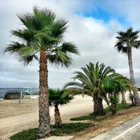 Photo taken at Pacific Palisades Beach by Radim S. on 7/23/2013