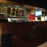 Photo taken at Mancini's Brick Oven Pizzeria and Restaurant by Gerald A. on 1/13/2013