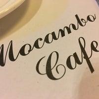 Photo taken at Mocambo Café by Haitao Y. on 1/10/2016