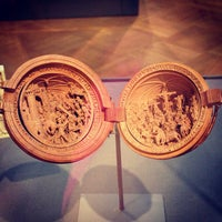 Photo taken at Ancient Near Eastern Art @ The Met by Michelle M. on 6/7/2013