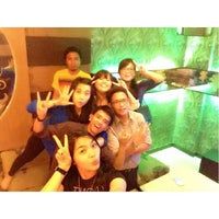 Photo taken at Inul Vizta Family KTV by Cnta L. on 3/29/2014