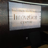 Photo taken at Innovation Campus by Addie G. on 1/29/2014