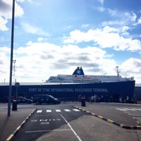 Photo taken at Port of Tyne by Toby H. on 7/17/2017