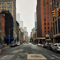 Photo taken at Broadway by Andrew T. on 7/1/2013