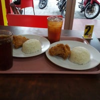 Photo taken at oLive Fried Chicken by Dewi E. on 12/30/2012