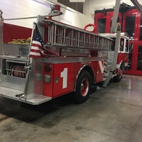 Photo taken at Fire Station 6 by Kass G. on 1/16/2017