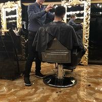 Photo taken at Parham Barbershop | آرایشگاه پرهام by Hamid Reza G. on 12/7/2017