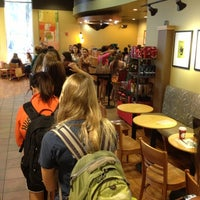Photo taken at Starbucks by Kiran R. on 11/15/2012