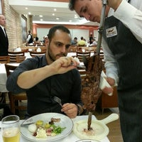 Photo taken at Churrascaria Montana Grill by Walter B. on 4/21/2013