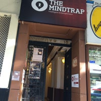 Photo taken at The Mindtrap by Panos N. on 4/20/2016