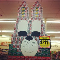 Photo taken at Ralphs by Julie W. on 3/31/2013