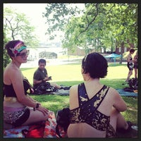 Photo taken at Figment NYC by Erin S. on 6/8/2014