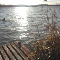 Photo taken at Bulwary Pod Lisią Górą by Zuzanna S. on 12/26/2015
