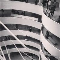 Photo taken at Solomon R Guggenheim Museum by Armando M. on 4/21/2013