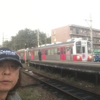 Photo taken at Takashi Station by Eiichiro S. on 4/22/2017