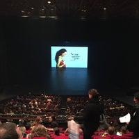 Photo taken at stadsschouwburg antwerpen backstage by Kevin D. on 11/4/2016