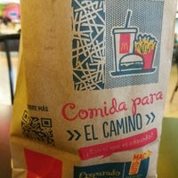 Photo taken at McDonald's Multicentro by Alexander G. on 6/27/2016