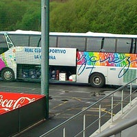 Photo taken at El Mundo del Fútbol by Edu C. on 4/4/2014