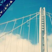 Photo taken at San Francisco-Oakland Bay Bridge by Christopher S. on 7/28/2013