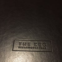 Photo taken at The Keg Steakhouse + Bar by Dave S. on 4/29/2018