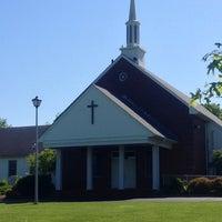 Photo taken at Long Valley Presbyterian Church by Maria H. on 5/25/2014