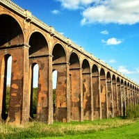 Photo taken at Ouse Valley Viaduct | Balcombe Viaduct by Paul L. on 5/3/2014