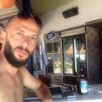 Photo taken at Green Cafe & Bar by Dinçer on 7/12/2016
