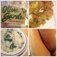 Photo taken at Olive Garden by Saulo R. on 11/13/2012