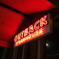 Photo taken at Outback Steakhouse by Aram D. on 9/22/2012