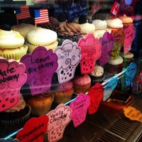 Photo taken at A Cupcake a Day by Logan W. on 7/3/2014
