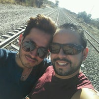 Foto scattata a Antigua Estación del Ferrocarril. Tequisquiapan, Querétaro. da Ruben M. il 2/9/2017
