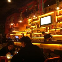 Photo taken at Cantina Agave by Xavier B. on 12/15/2012
