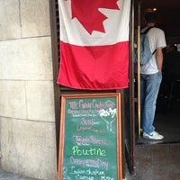 Photo taken at Great Canadian Pub by Juan Carlos S. on 7/1/2013