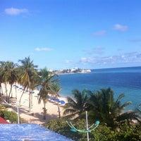 Photo taken at Hotel Bahia Sardina by Thiago M. on 10/3/2013