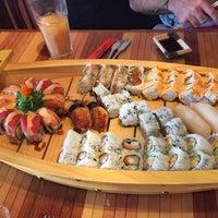 Photo taken at Spice Thai & Sushi by Sarah H. on 9/20/2016