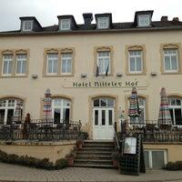 Photo taken at Moselhotel - Nitteler Hof by Steven D. on 3/10/2013