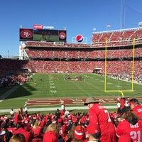 11/2/2014 tarihinde Daniel B.ziyaretçi tarafından Levi's Stadium'de çekilen fotoğraf