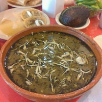 Photo taken at Pozole Casa Licha by Hector O. on 10/31/2013